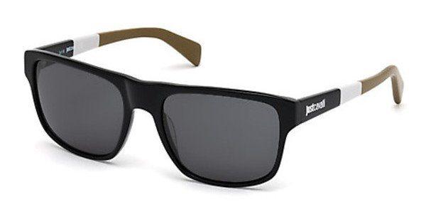 Just Cavalli Sonnenbrille » JC743S« in 01A - schwarz/grau
