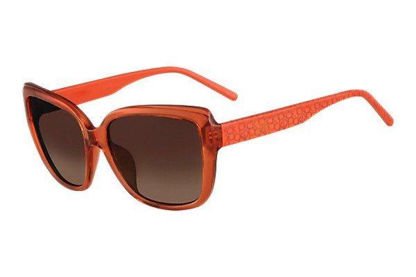 Calvin Klein Damen Sonnenbrille » CK3142S« in orange