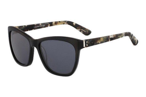 Calvin Klein Damen Sonnenbrille » CK7953SP« in 001 -  schwarz