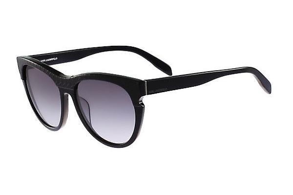 KARL LAGERFELD Damen Sonnenbrille » KL894S« in 001 - schwarz