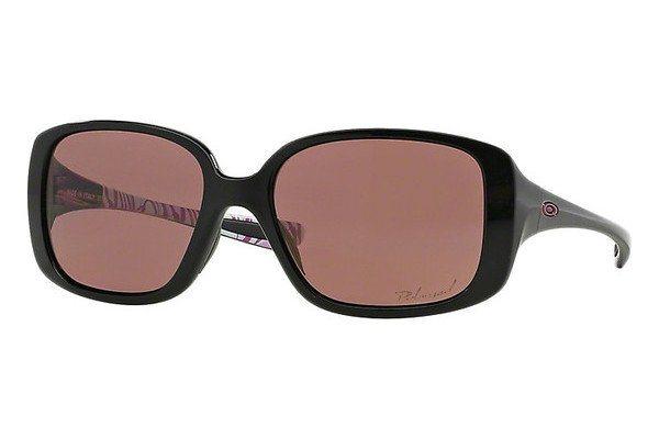 Oakley Damen Sonnenbrille »LBD OO9193« in 919312 - breast rosa / grau polarized