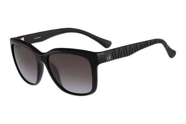Calvin Klein Damen Sonnenbrille » CK3169S« in 001 -  schwarz