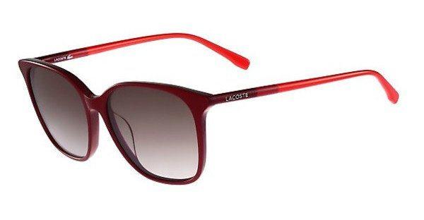 Lacoste Damen Sonnenbrille » L787S« in 615 - rot