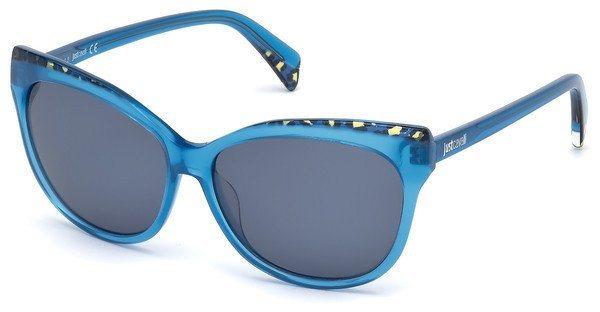 Just Cavalli Damen Sonnenbrille » JC739S« in 92V - blau/blau