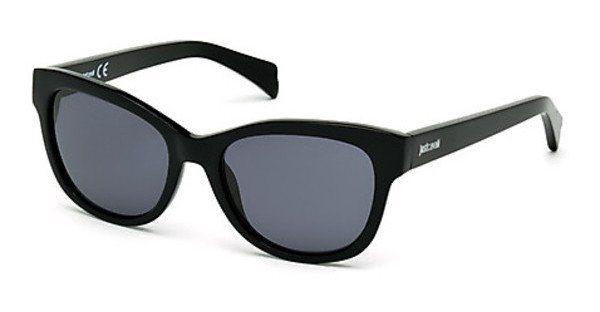 Just Cavalli Damen Sonnenbrille » JC718S« in 01A - schwarz/grau
