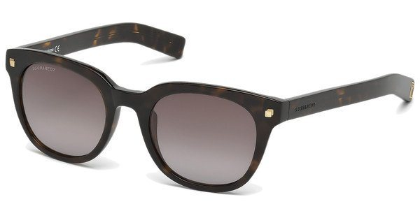 Dsquared² Sonnenbrille » DQ0208« in 52K - braun/braun