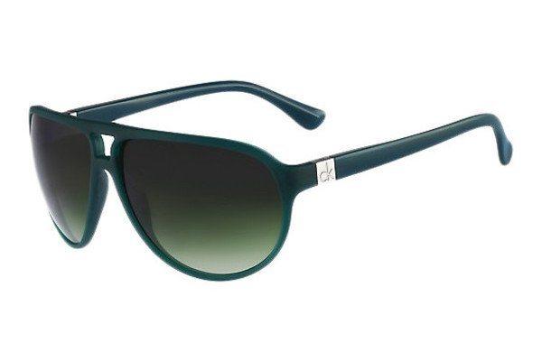 Calvin Klein Herren Sonnenbrille » CK3154S« in 047 - Olive grün
