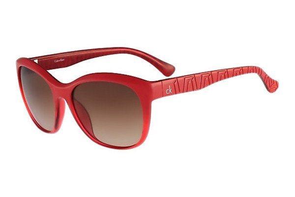 Calvin Klein Damen Sonnenbrille » CK3168S« in 218 -  rot