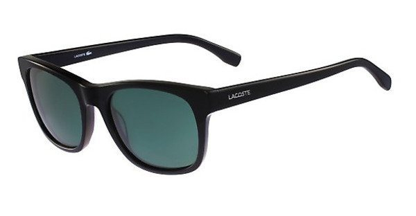 Lacoste Sonnenbrille » L779S« in 001 - schwarz/grün