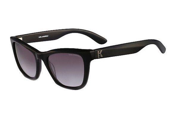 KARL LAGERFELD Damen Sonnenbrille » KL870S« in 001 -  schwarz