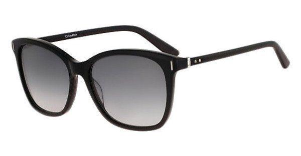 Calvin Klein Damen Sonnenbrille » CK3190S«, schwarz, 001 - schwarz
