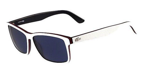 Lacoste Sonnenbrille » L705S« in 105 - weiß/blau