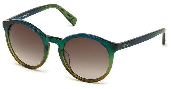 Just Cavalli Sonnenbrille » JC672S« in 96P - grün/grün
