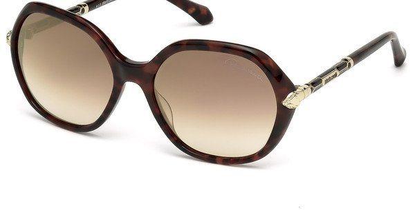 Roberto Cavalli Damen Sonnenbrille » RC980S« in 52G - braun/braun