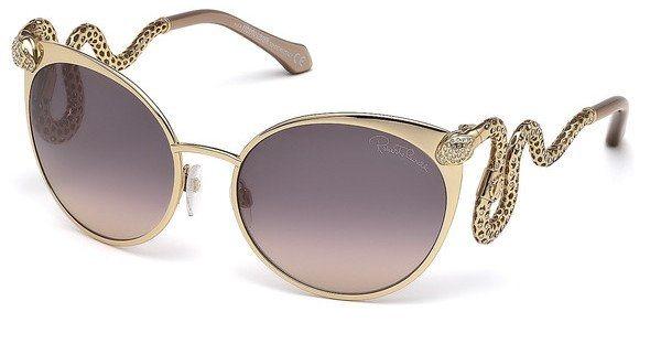 Roberto Cavalli Damen Sonnenbrille » RC890S« in 28F - gold