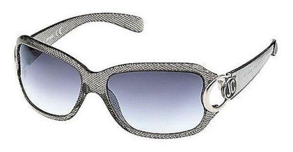 Just Cavalli Damen Sonnenbrille » JC202S« in 05B - schwarz/grau