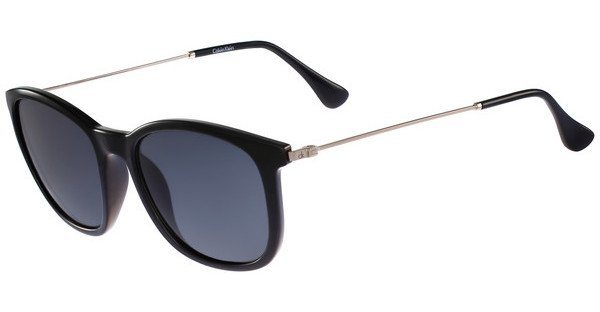 Calvin Klein Damen Sonnenbrille » CK3173S« in 001 - schwarz/blau