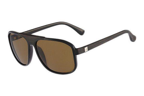 Calvin Klein Herren Sonnenbrille » CK3153S« in schwarz