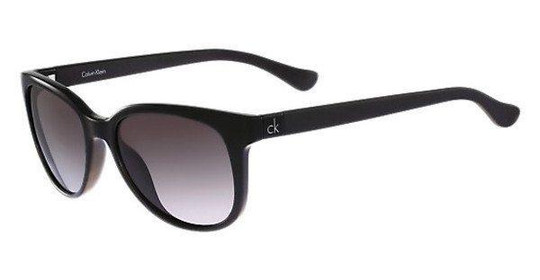 Calvin Klein Damen Sonnenbrille » CK3176S« in 001 - schwarz