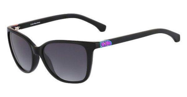 Calvin Klein Damen Sonnenbrille » CKJ761S«