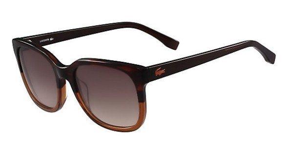 Lacoste Damen Sonnenbrille » L815S« in 210 - braun/braun