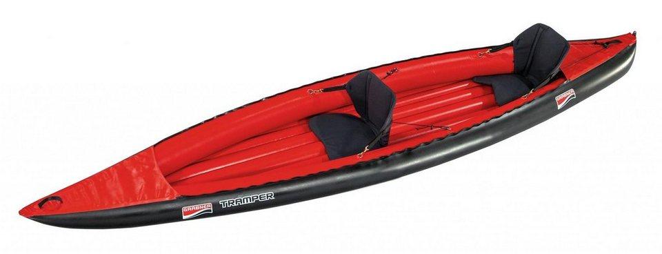 Grabner Boot »Tramper Schlauchboot« in rot