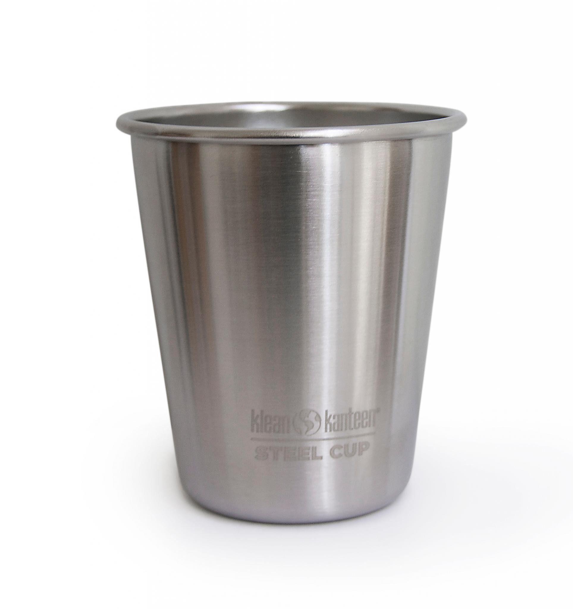 Klean Kanteen Trinkflasche »Steel«