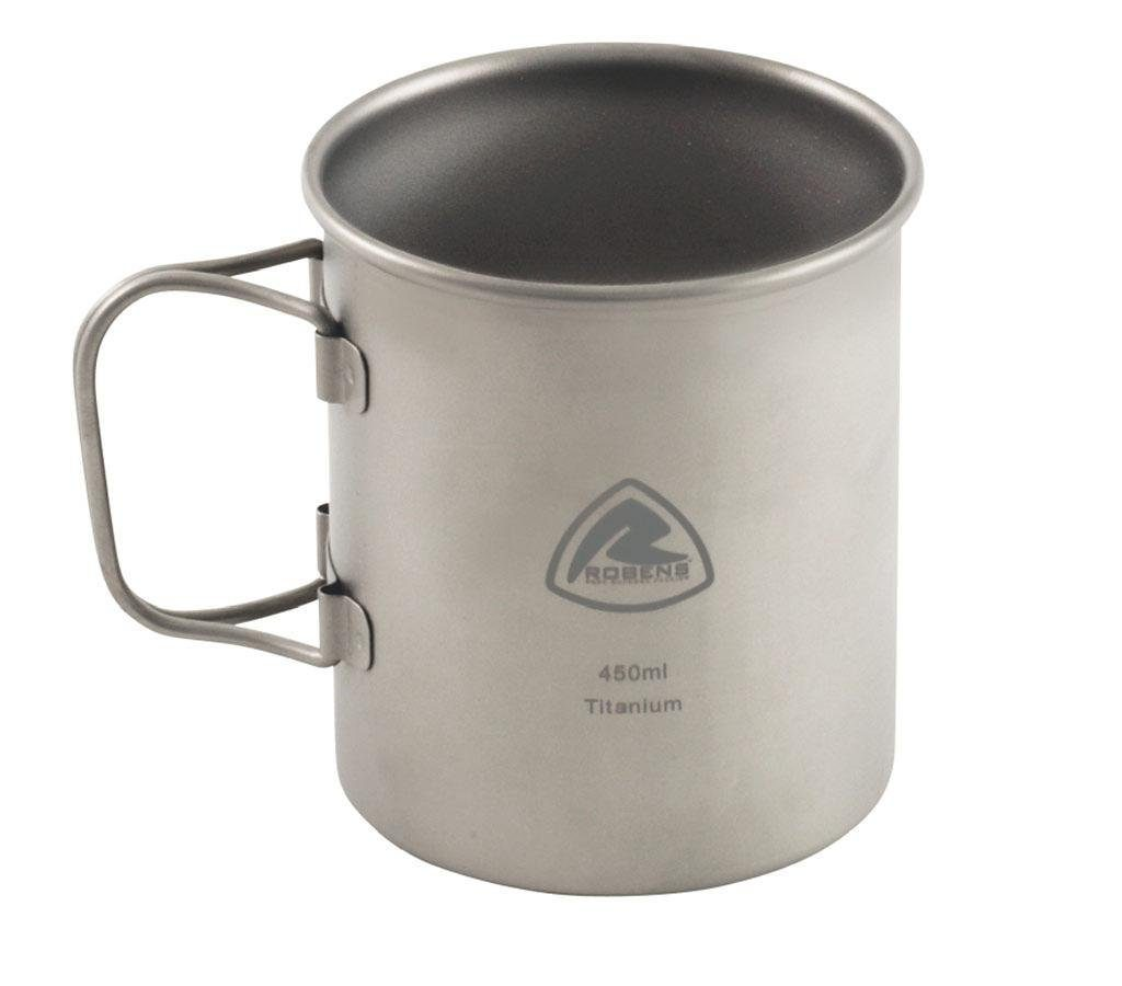Robens Trinkflasche »Titanium Mug«