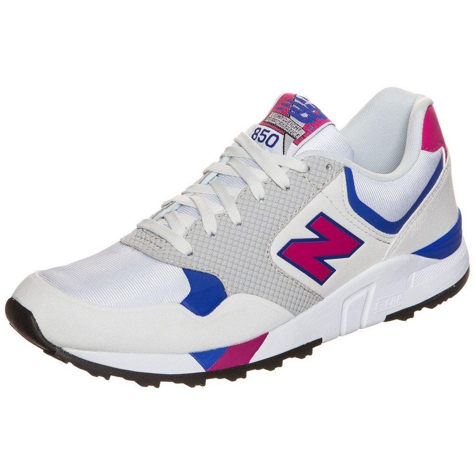 NEW BALANCE ML850-WPB-D Sneaker Herren in grau / blau / pink