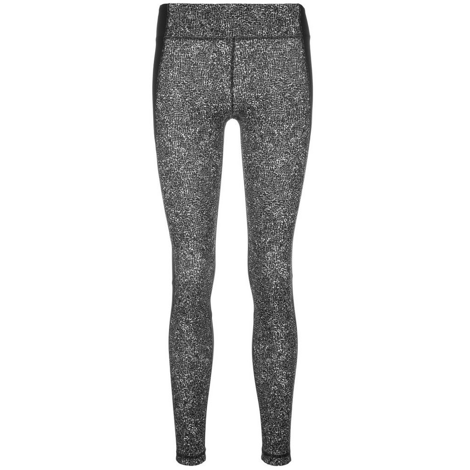 Under Armour® HeatGear Shape Shifter Printed Trainingstight Damen in schwarz / silber