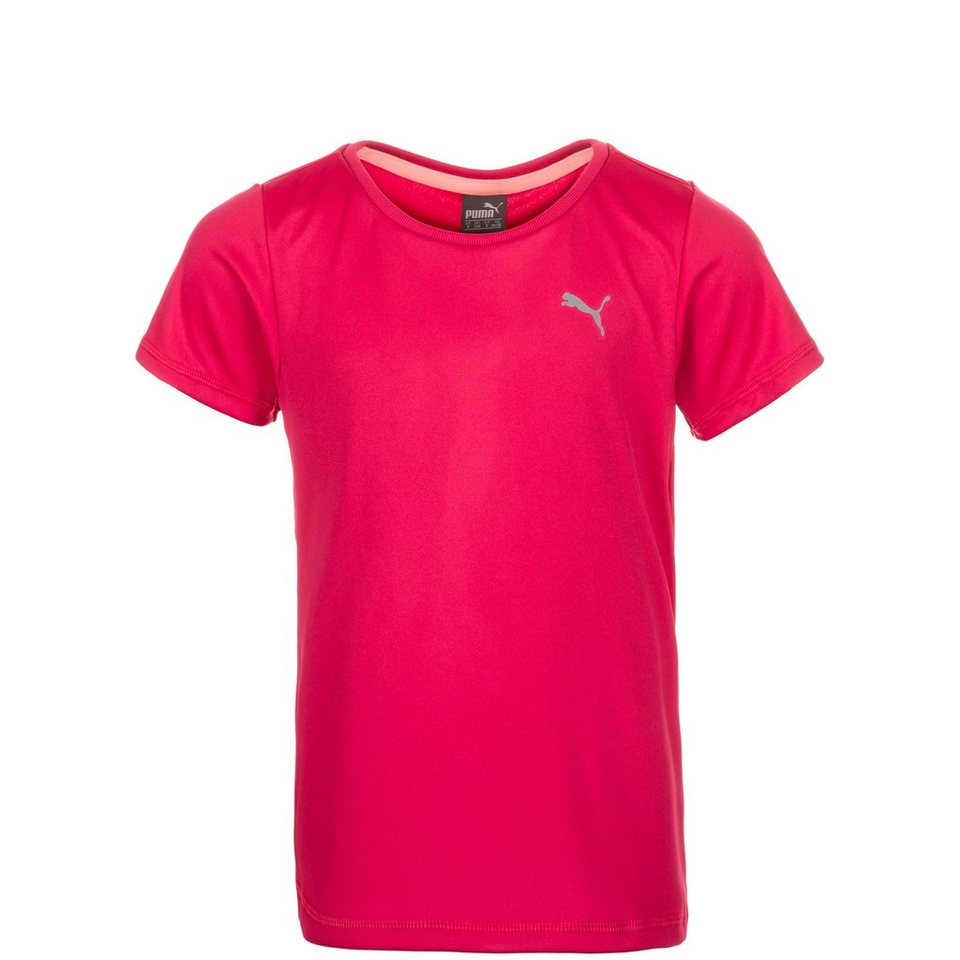 PUMA Active Move Trainingsshirt Kinder in pink