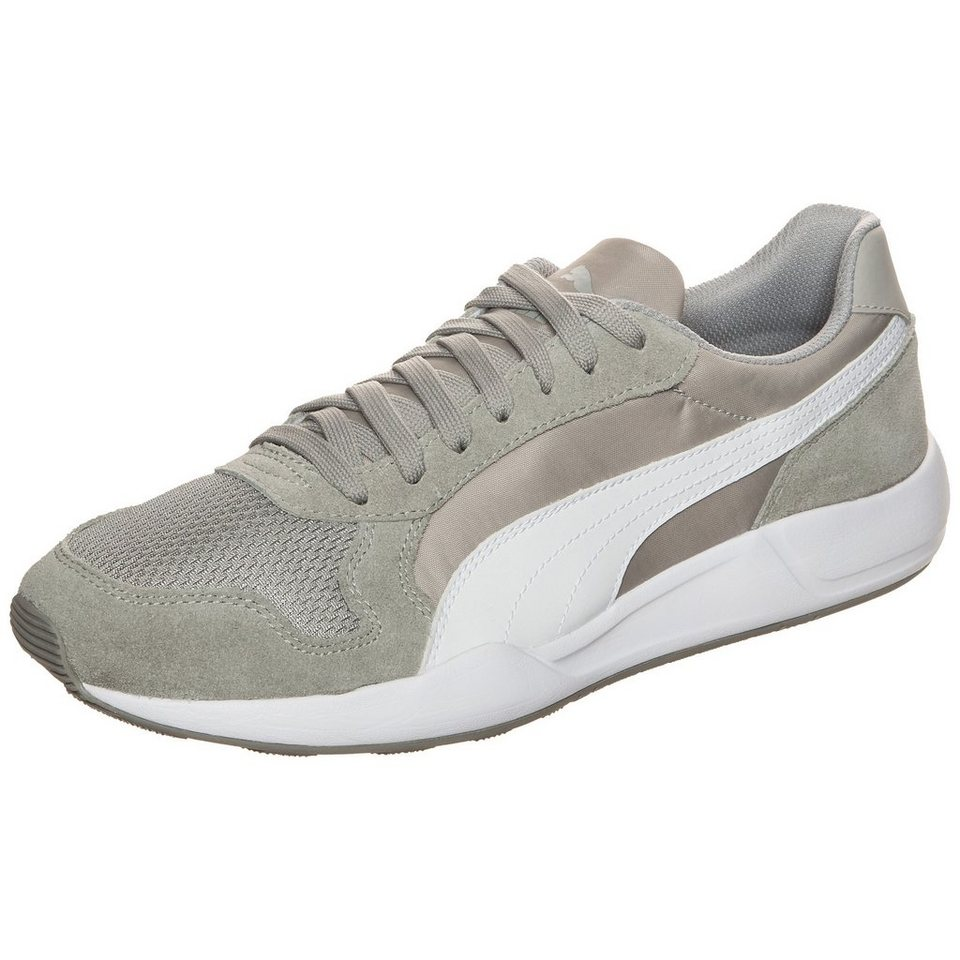 PUMA ST Runner Plus Sneaker Herren in grau / weiß