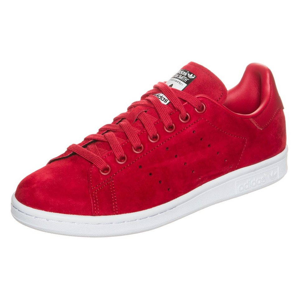 adidas Originals Rita Ora Stan Smith Sneaker Damen in rot / weiß