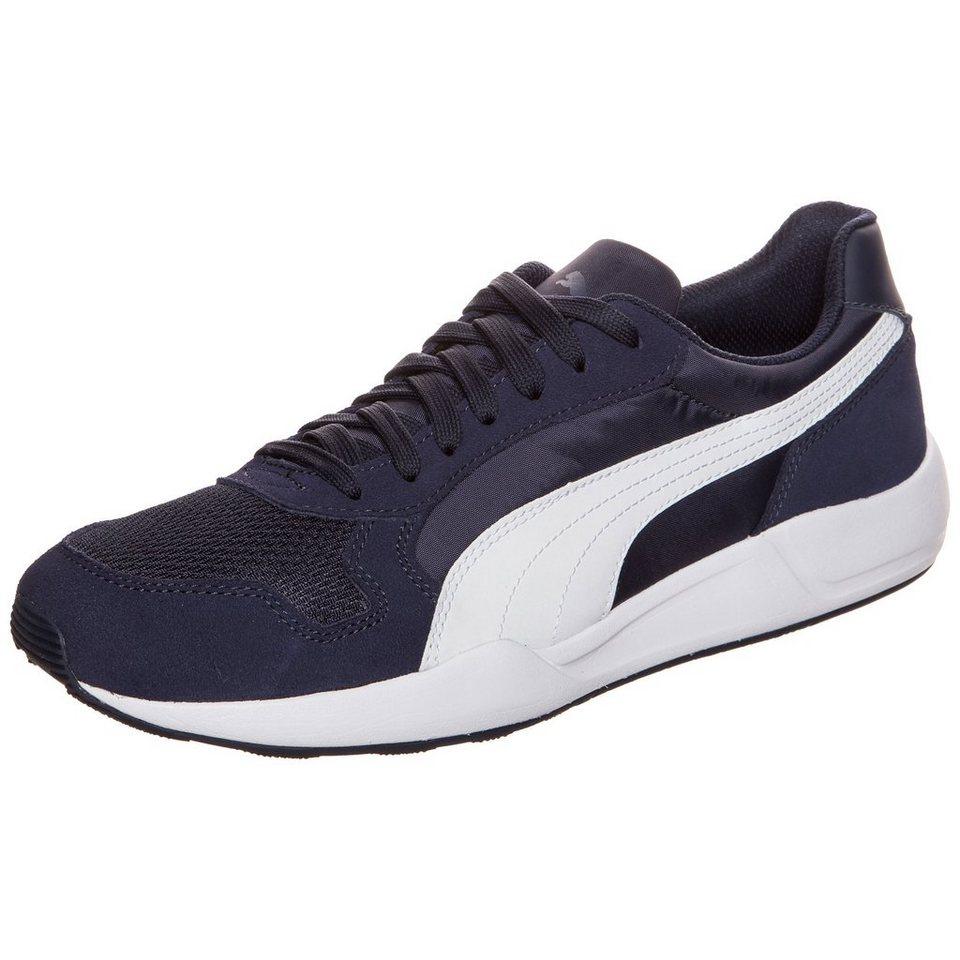 PUMA ST Runner Plus Sneaker Herren in dunkelblau / weiß