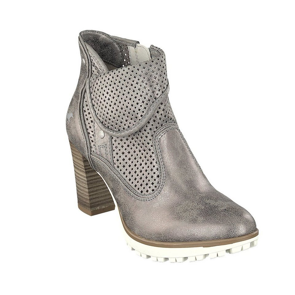 MUSTANG SHOES Stiefelette in titan