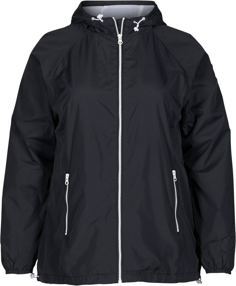 Zizzi Jacke in Black