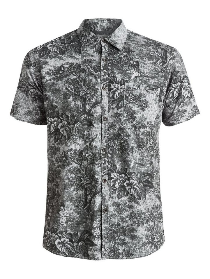 Quiksilver Hemd »Sunset Tunnel Shirt« in dark shadow