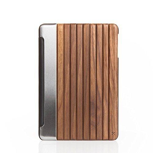 Woodcessories EcoGuard - Echtholz Case für iPad Mini 1, 2 und 3 - Procter in braun