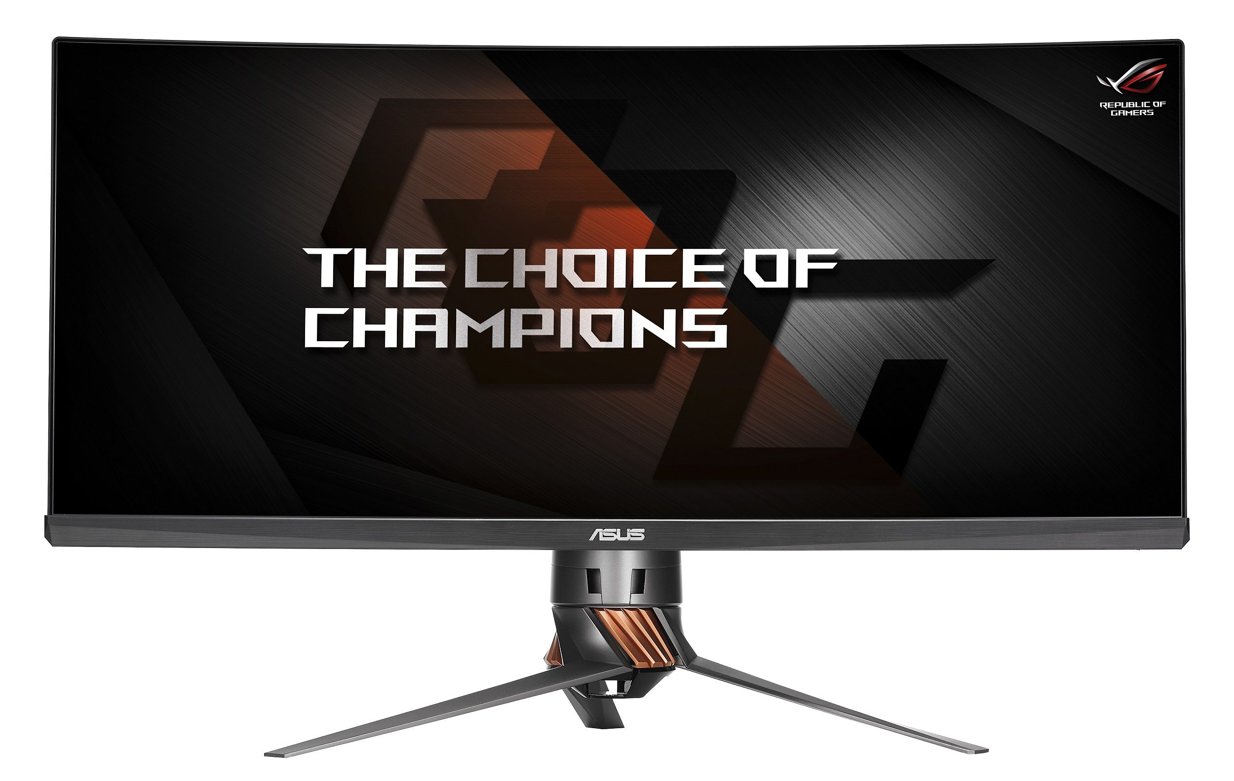 ASUS UWQHD Monitor, 86,72 cm (34 Zoll), curved »ROG SWIFT PG348Q«