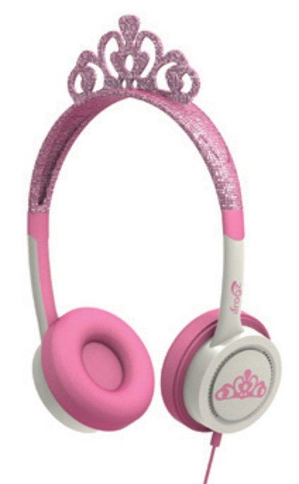 ZAGG Kopfhörer »Audio Little Rockers Costume - Pink Tiara« in Rosa-Weiß