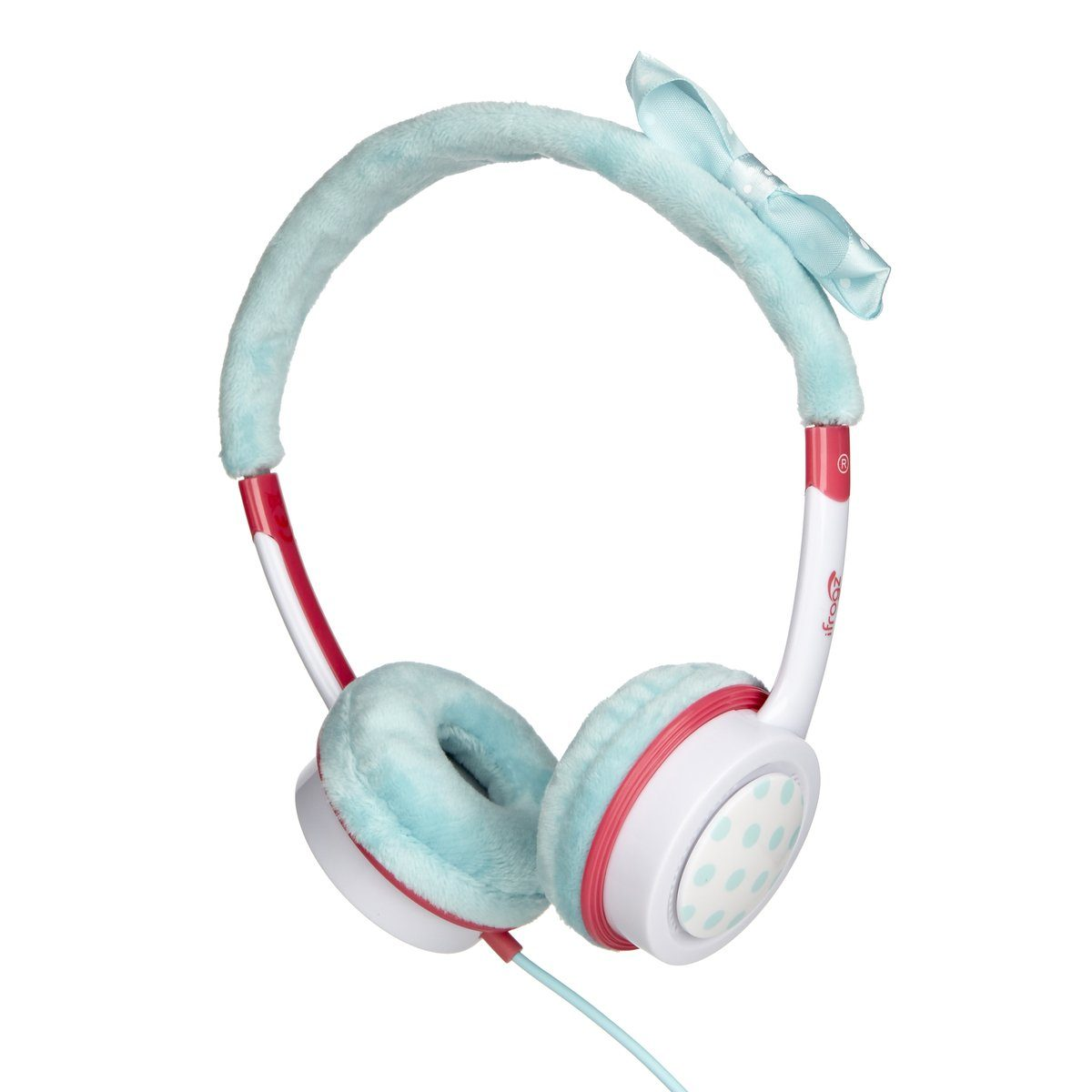 ZAGG Kopfhörer »Audio Little Rockerz Costume-Headphones-Teal Bow«