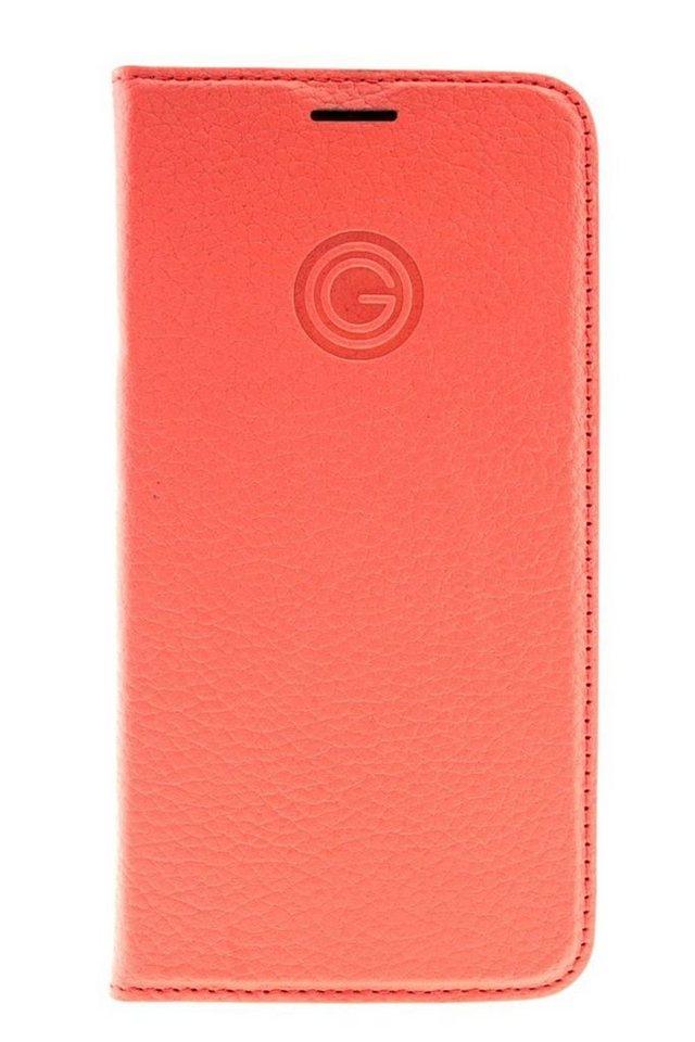 Galeli Handytasche »Book Case MARC für Samsung Galaxy S7« in Orange