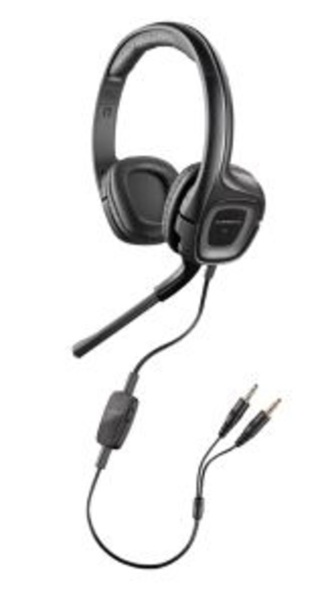 Plantronics Headset »355 Analoges Multimedia Stereo-Headset«