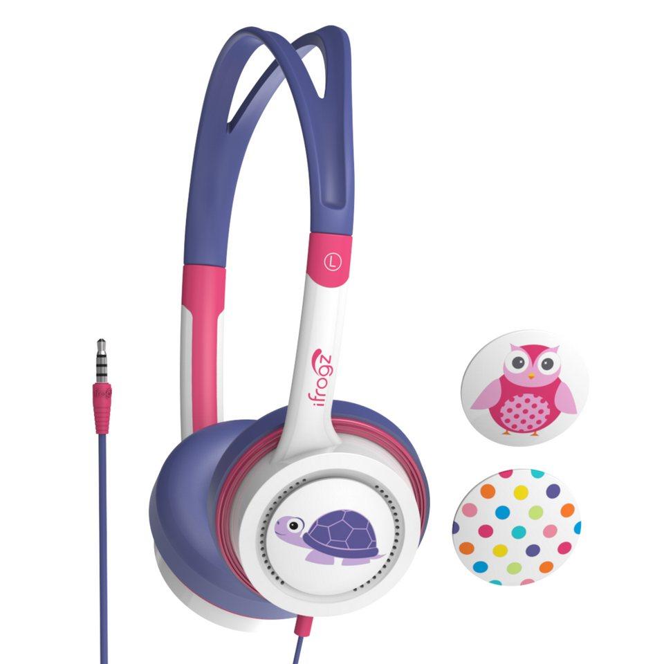 ZAGG Kopfhörer »Audio Little Rockerz Headphones« in Pink-Lila