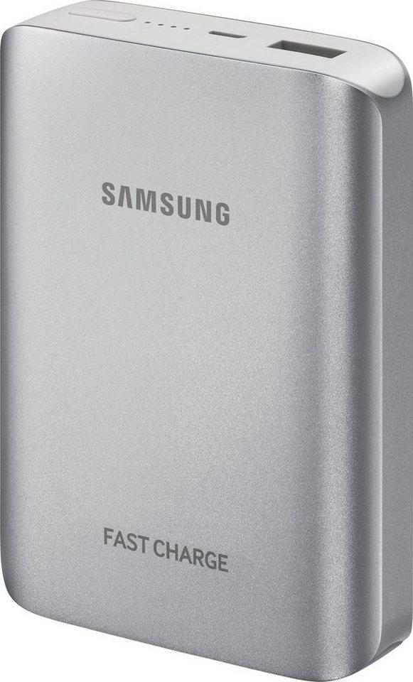 Samsung Lader »Externer Akkupack EB-PG935, 10.200 mAh« in Silber