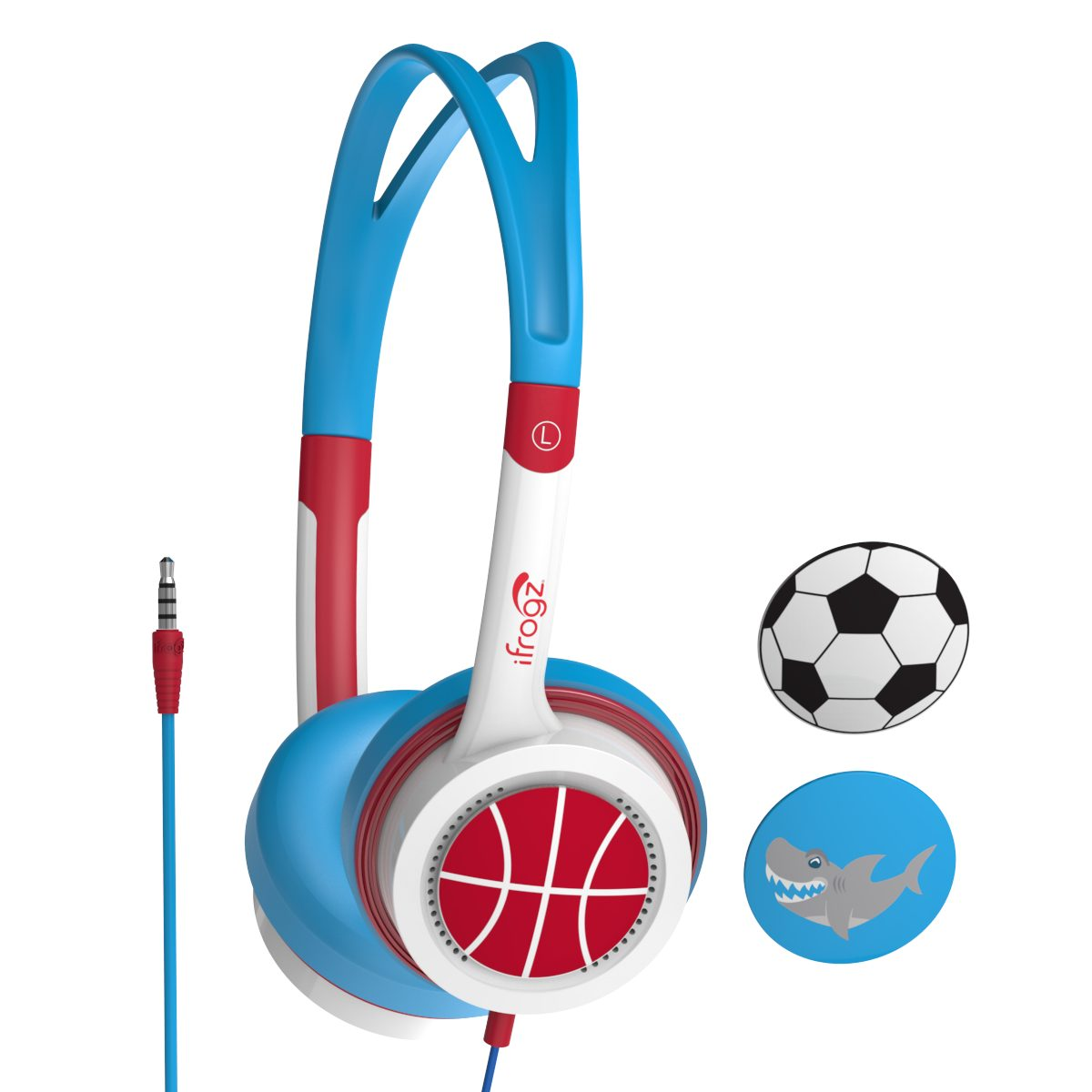 ZAGG Kopfhörer »Audio Little Rockerz Headphones«