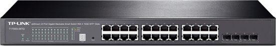 TP-Link Switch »T1700G-28TQ 28-Port Gbit Smart Switch 4x 10G SFP+«