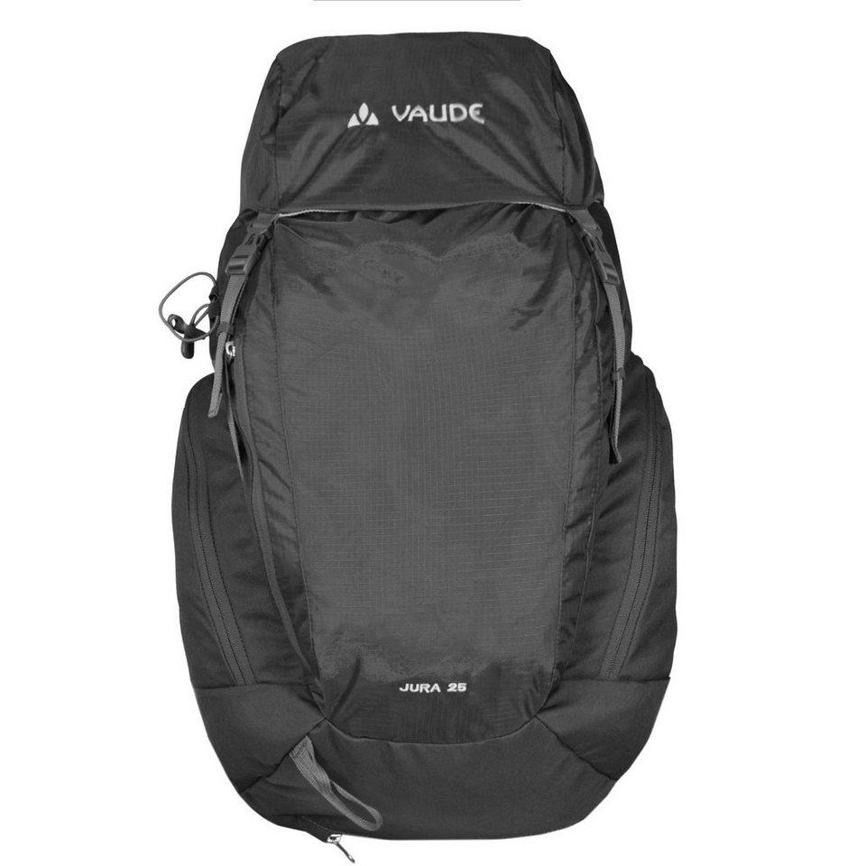 Vaude Trek & Trail Jura 25 Rucksack 50 cm in black