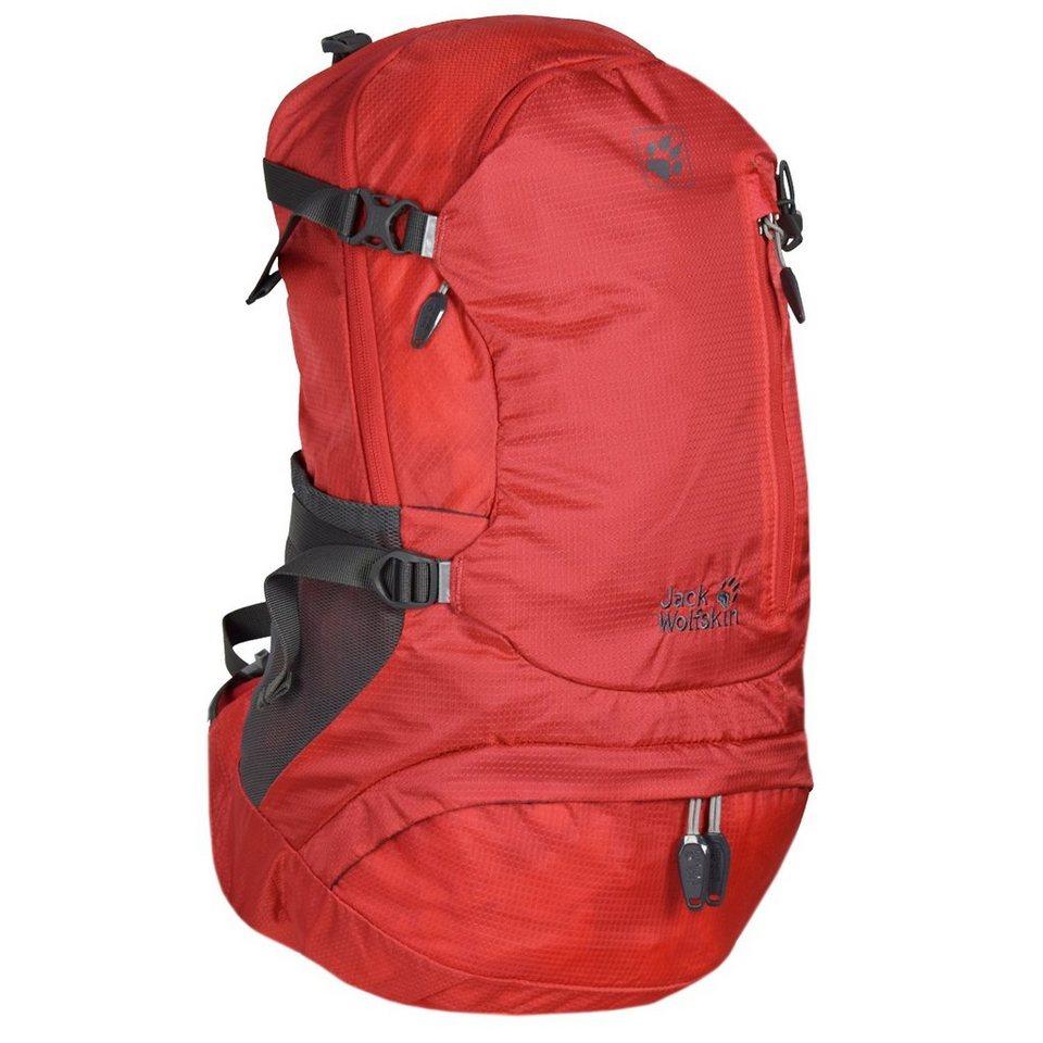Jack Wolfskin Daypacks & Bags ACS Hike 22 Women Pack Rucksack 58 cm in hibiscus red