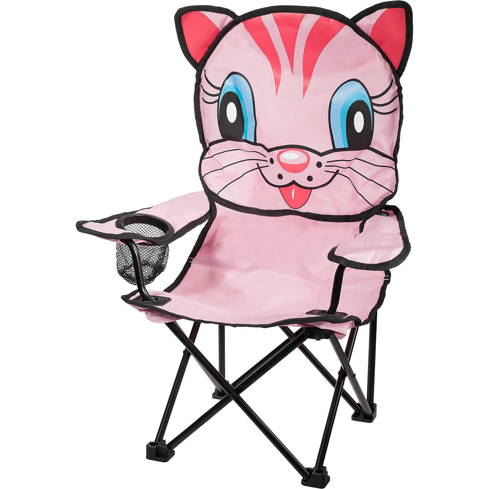 McKinley Faltstuhl Animal Jr., Katze